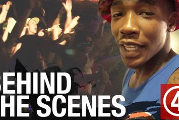 "Dizzy Wright's ""Golden Age Tour"" BTS Ep. 4"