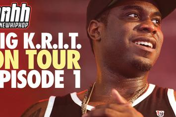 "Big K.R.I.T. ""4Eva N A Tour"" (Behind-The-Scenes - Episode 1)"