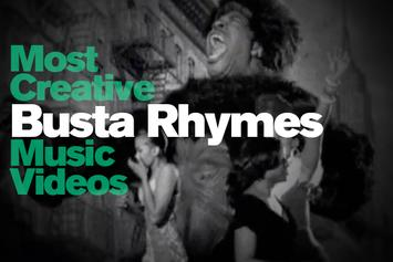 Most Creative Busta Rhymes Music Videos