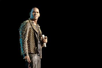 "R. Kelly Unveils Artwork & Tracklist For ""Black Panties"" [Update: Deluxe Tracklist Revealed]"