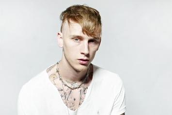 "Machine Gun Kelly Discusses Soundtracking ""Mandela"" Trailer & Miley Cyrus' VMA Performance"