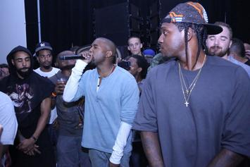 Pusha T Says Kanye West Rants In Private As Much As In Public