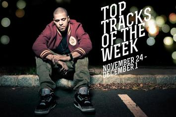 Top Tracks Of The Week: Nov. 25- Dec. 1
