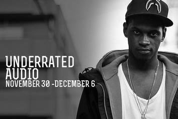 Underrated Audio: November 30- December 6