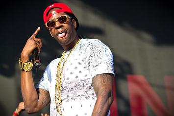 "2 Chainz Announces ""2 Good 2 Be T.R.U."" Tour With Pusha T & August Alsina"