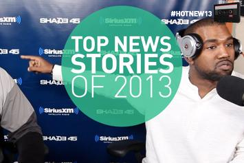 Top News Stories Of 2013