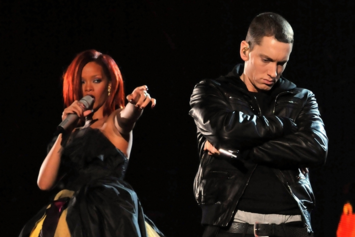 "Eminem & Rihanna's ""The Monster"" Sales Skyrocket"