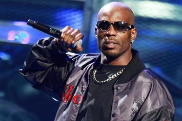 "DMX Performs ""Lord Give Me A Sign"" In Bulgaria"