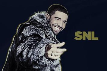 "Drake Performs ""Started From The Bottom"" & ""Trophies"" On SNL"