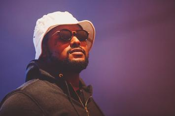"Album Cover Revealed For Schoolboy Q's ""Oxymoron"""