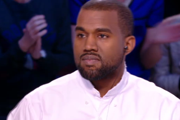 Kanye West & Jean Touitou Of A.P.C. On Le Grand Journal