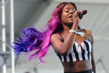 "Azealia Banks Claims She's ""The Best Female In Hip-Hop"""