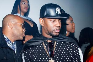 Cam'ron Is Working On A Line Of Capes With Mark McNairy