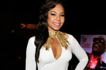 "New Cover Art & Release Date Revealed For Ashanti's ""Braveheart"" [Update: Tracklist Revealed]"