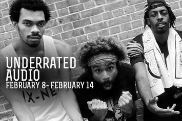Underrated Audio: February 8- February 14