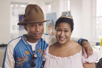 "Pharrell Gives Fan A ""Priceless"" Surprise"