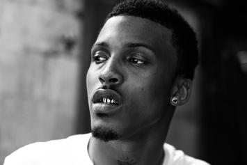 "August Alsina Reveals Cover Art For Debut Album ""Testimony"""