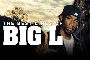 15 Of Big L's Best Lines