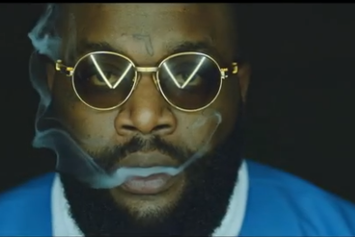 "Rick Ross Feat. French Montana ""Nobody"" Teaser"