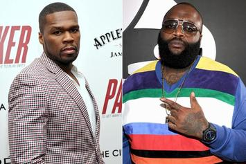 Rick Ross Will Not Respond To 50 Cent's Diss