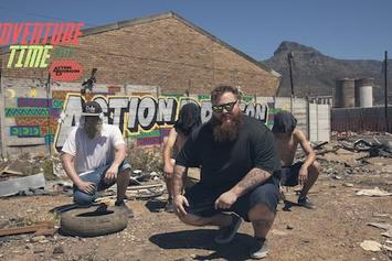 "Action Bronson's ""Adventure Time In South Africa"" Video"