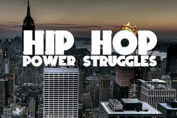 5 Hip-Hop Power Struggles