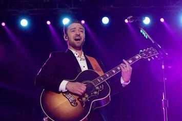 "Justin Timberlake Announces Third Leg Of ""The 20/20 Experience"" Tour"