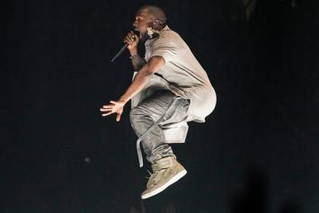 Kanye West Headlines Outside Lands Festival