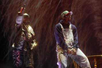 Watch OutKast's Coachella Reunion Performance In Full