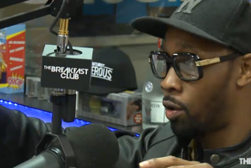 RZA On The Breakfast Club