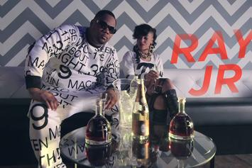"Ray Jr ""Cristal and Rolexes"" Video"