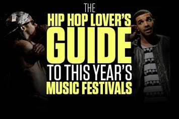 The Hip-Hop Lover's Guide To This Year's Music Festivals