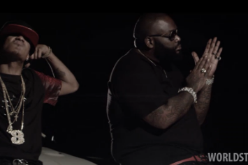 """Tracy T Feat. Rick Ross """"Shooters"""" Video"""