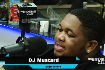 DJ Mustard On The Breakfast Club