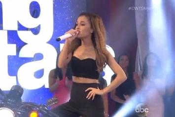 "Ariana Grande Performs ""Problem"" On ""DWTS"""