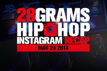 28 Grams: Hip-Hop Instagram Recap (May 24)