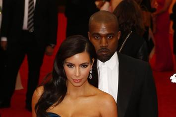 "Portion Of Kanye West's Wedding Speech Surfaces, Calls Kim The ""Ideal Celebrity"""