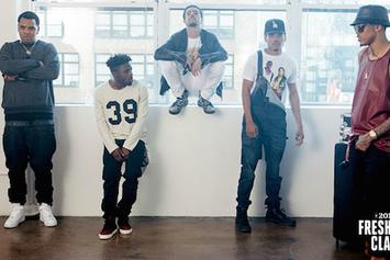 Kevin Gates, Vic Mensa, August Alsina, Isaiah Rashad & Chance The Rapper's XXL Freshmen Cypher