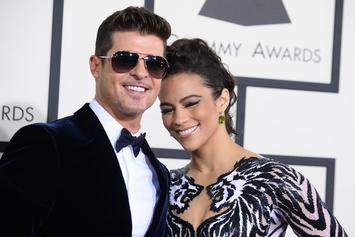 "Robin Thicke Announces New Album ""Paula"""