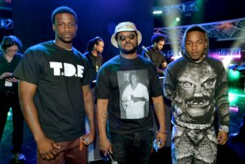 "TDE's CEO Says ""Jay Rock Is Up Next"""