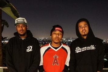 J. Cole Signs Cozz To Dreamville/Interscope Imprint [Update: Cozz Speaks On Being Signed]