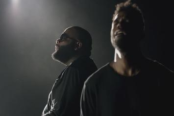 "Luke James Feat. Rick Ross ""Options"" Video"