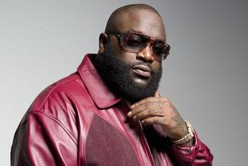 Rick Ross Arrested In North Carolina For Missing A Court Date