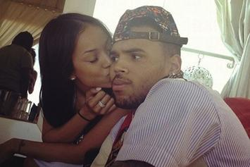 Chris Brown & Karrueche Tran Are Apparently Back Together