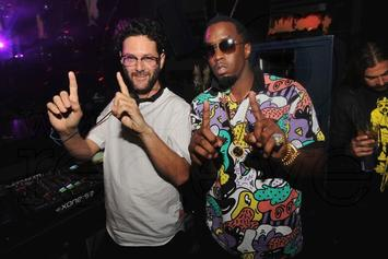"Stream Puff Daddy & Guy Gerber's New Album, ""11 11"""