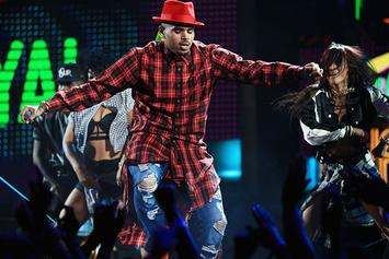 Chris Brown Releases Official Statement On Suge Knight Shooting