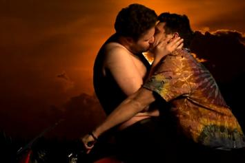 "Seth Rogen & James Franco Detail Kanye West's Reaction To ""Bound 2"" Parody"