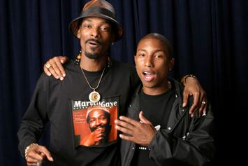 Snoop Dogg Confirms Pharrell Produced His Whole New Album