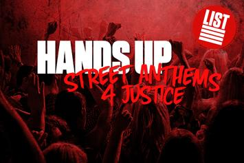 Hands Up: Street Anthems 4 Justice