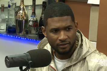 Usher On The Breakfast Club